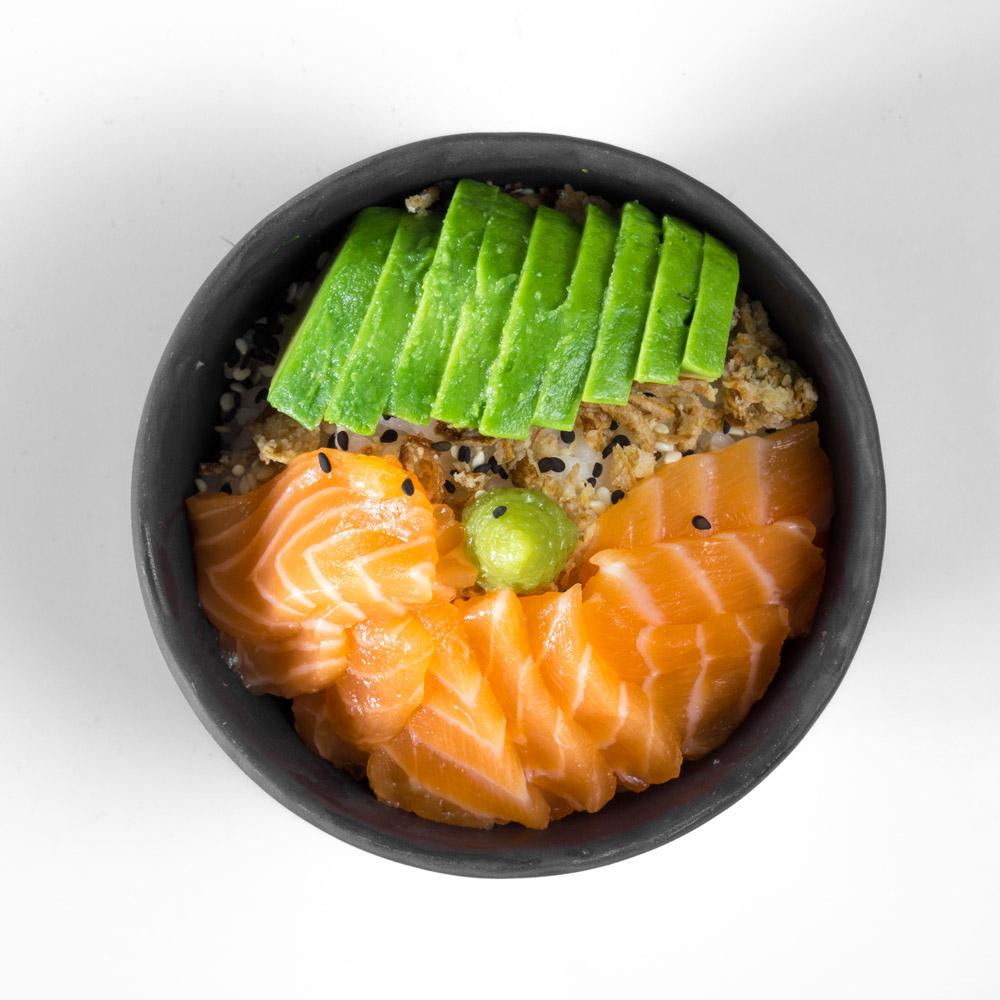 Chirashi japonais